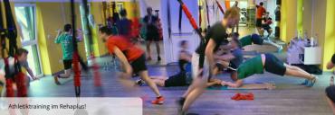 Athletiktraining im Rehaplus!