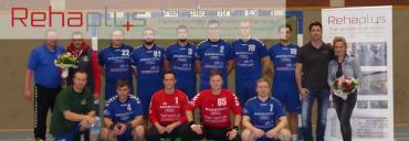 Trikot-Sponsoring für den Handballverein HSG Exten-Rinteln