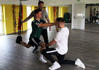 Sportphysiotherapie / Return to Competition